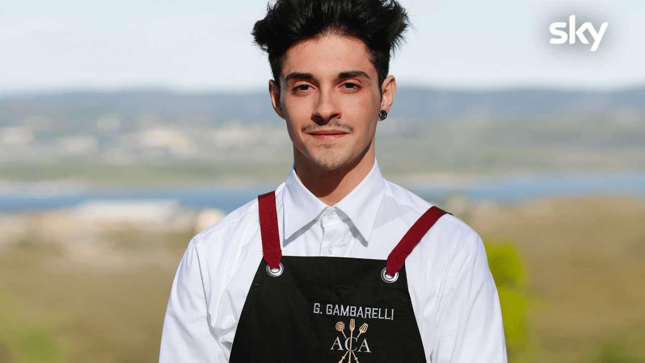 Gabriele Gambarelli Antonino chef Academy - RicettaSprint