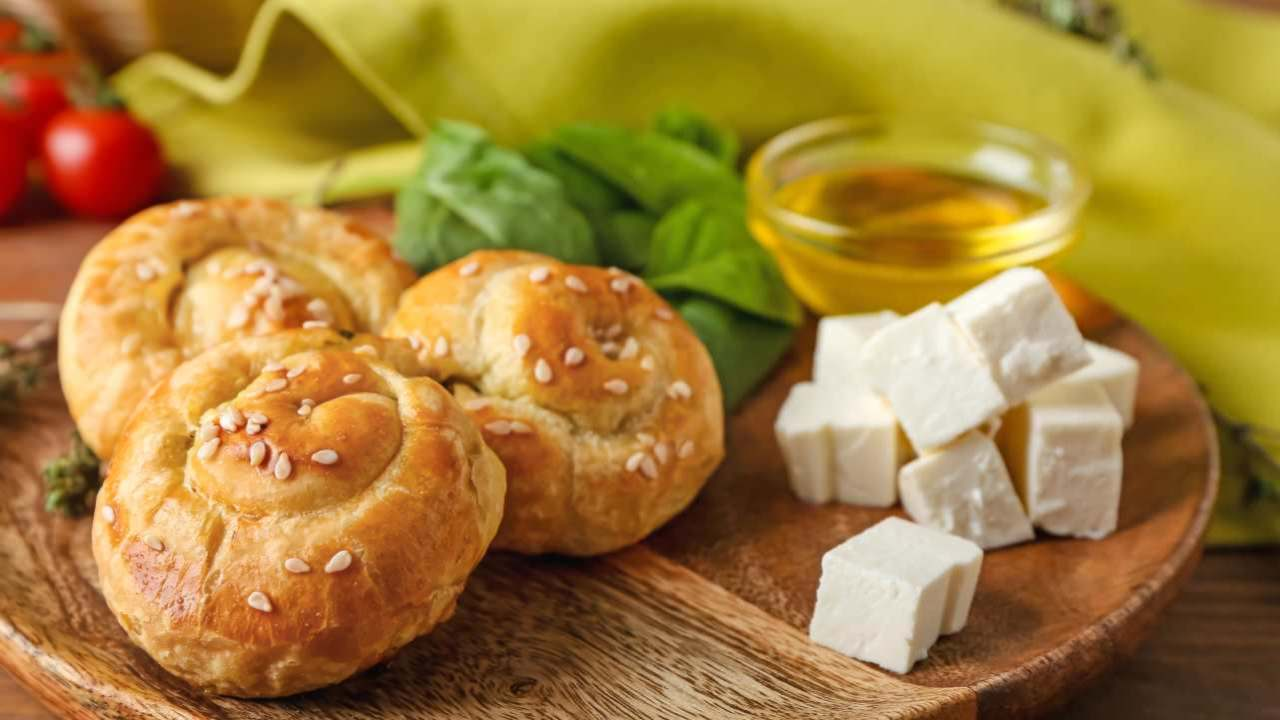 Girelle con olive