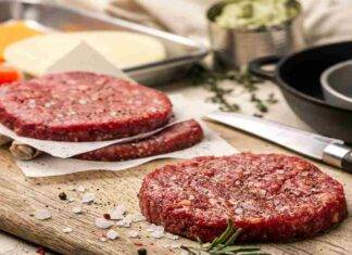 Hamburger crudi
