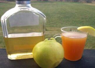 liquore mele cotogne ricetta FOTO ricettasprint