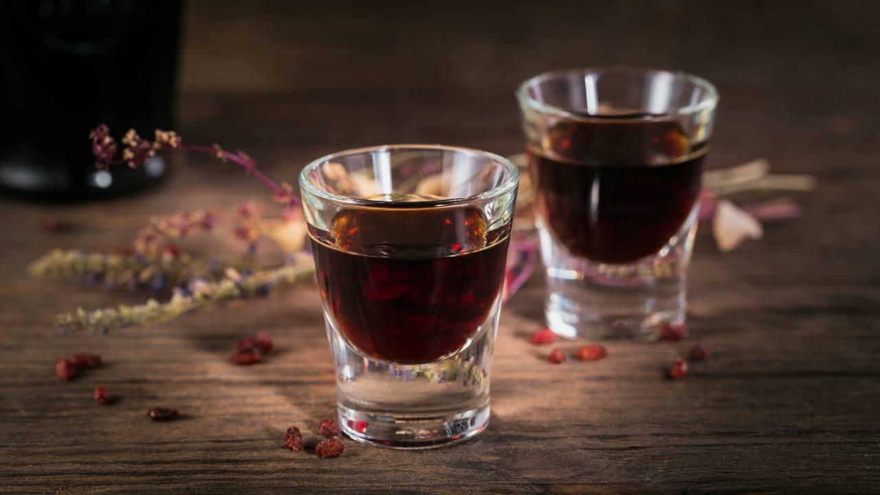 Liquore vermouth