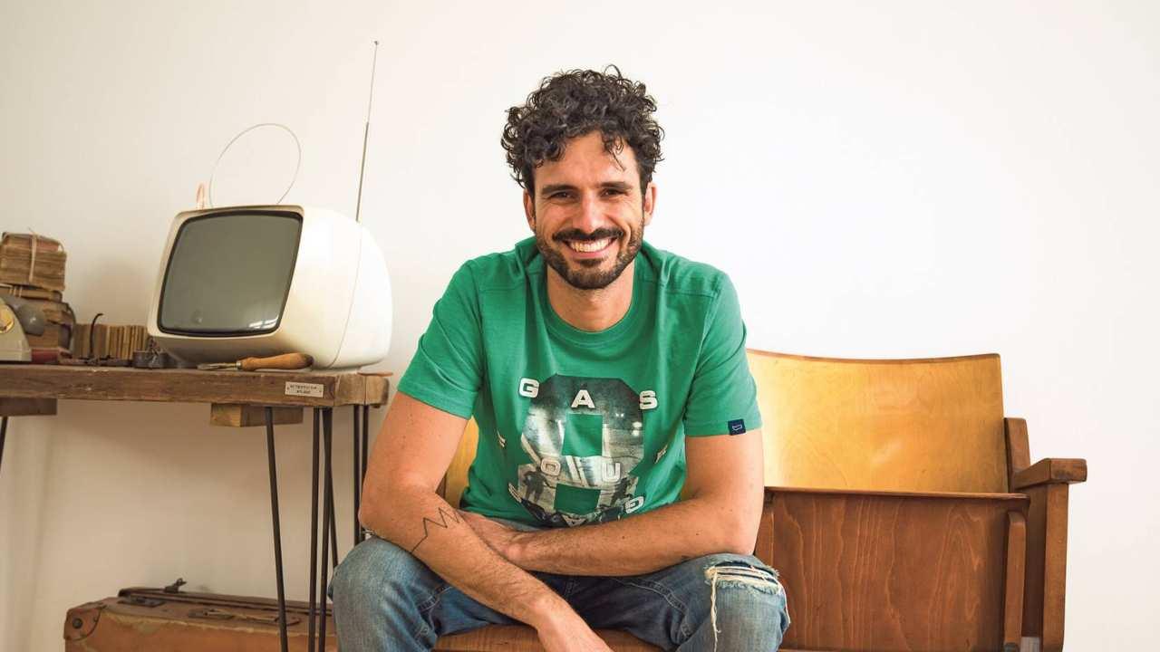 Marco Bianchi ruba il posto in cucina - RicettaSprint