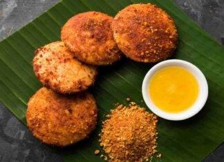 nuggets ceci ricetta FOTO ricettasprint