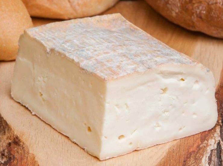 Pasta con groviera e taleggio FOTO ricettasprint