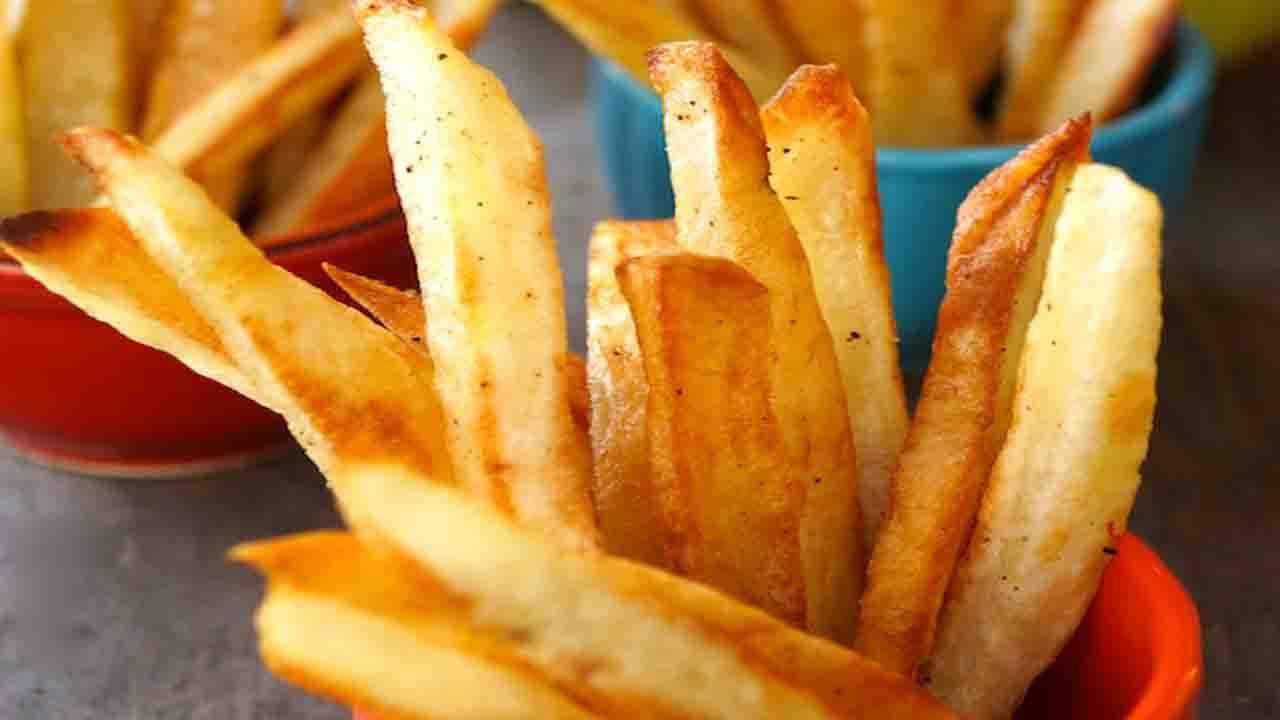patate al forno senza frittura