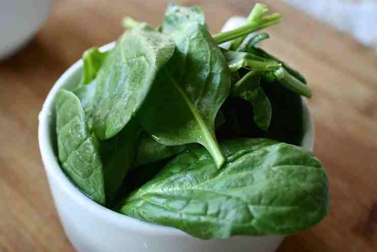 Piadina di spinaci FOTO ricettasprint