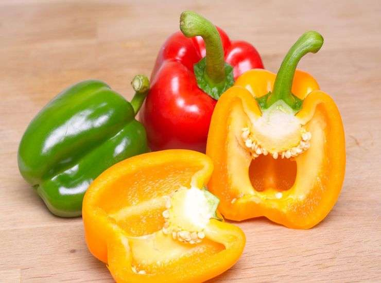Polpette e peperoni in agrodolce FOTO ricettasprint