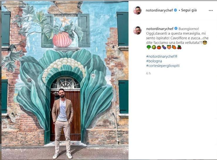 Roberto Valbuzzi cambia città - RicettaSprint