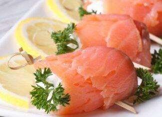 Finger food velocissimo di pesce e salmone