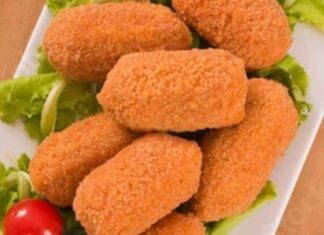 Finger food pomodoro mozzarella