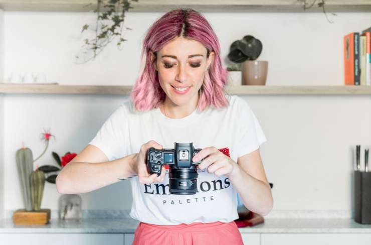 Sara Brancaccio mondo blogger - RicettaSprint