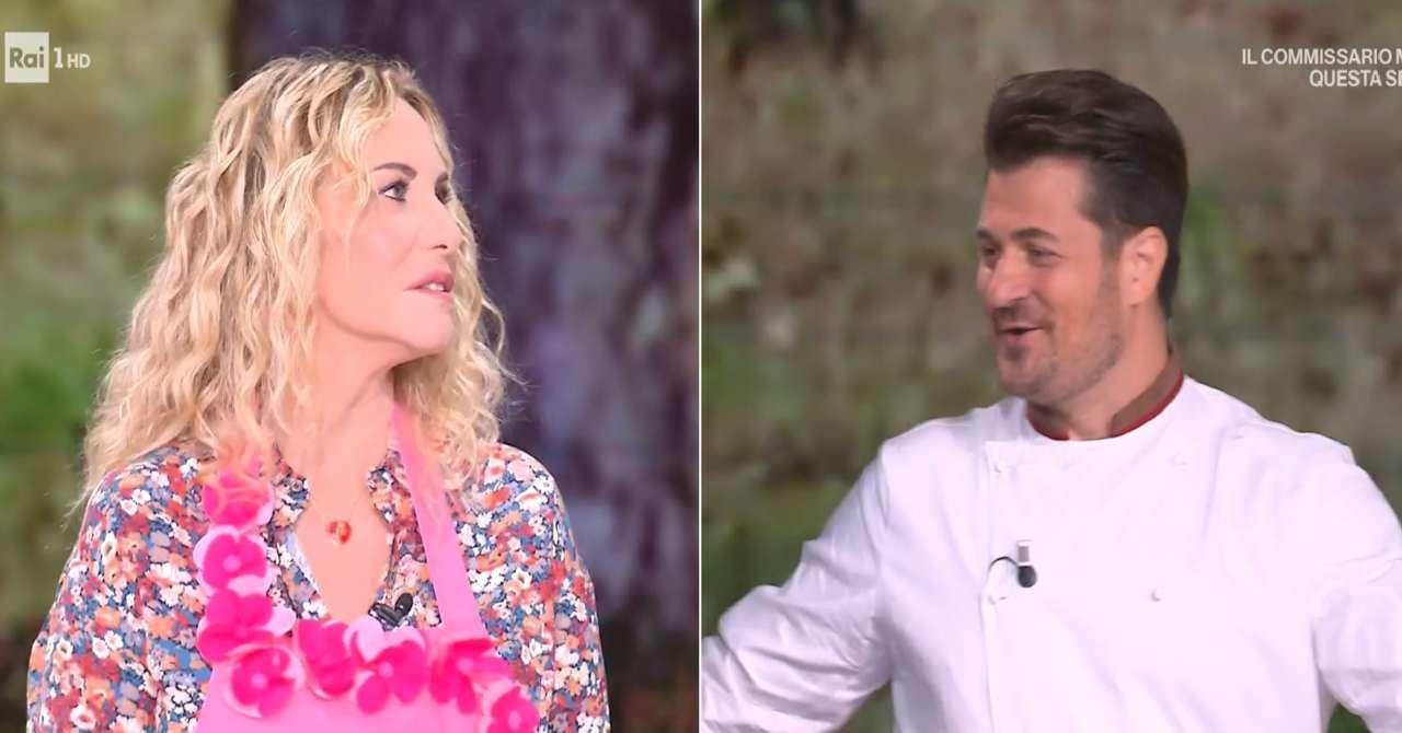 Simone Buzzi in tv - RicettaSprint