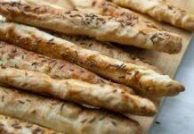 Stuzzichini croccanti di farine gluten free