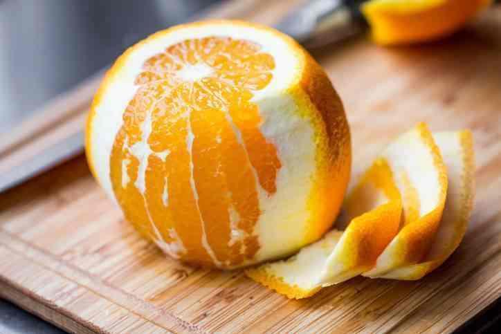 Torta carote arancia