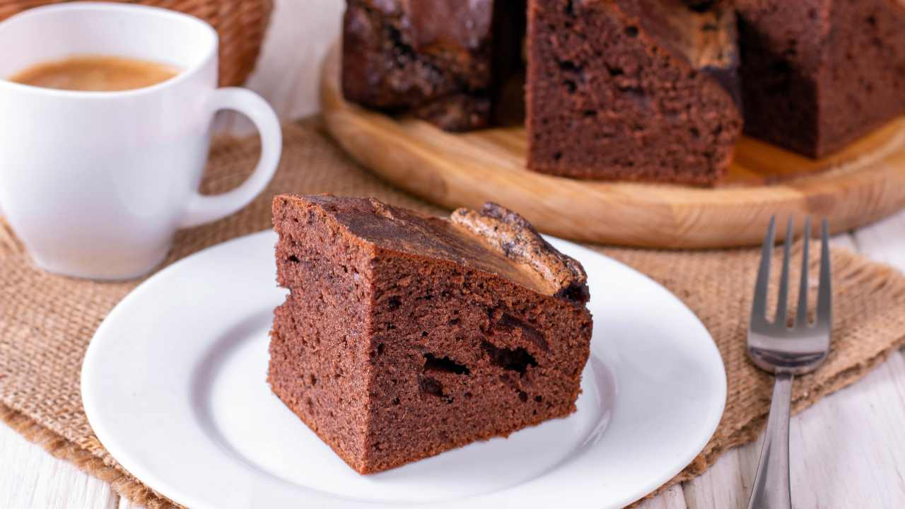 Torta matta al cacao