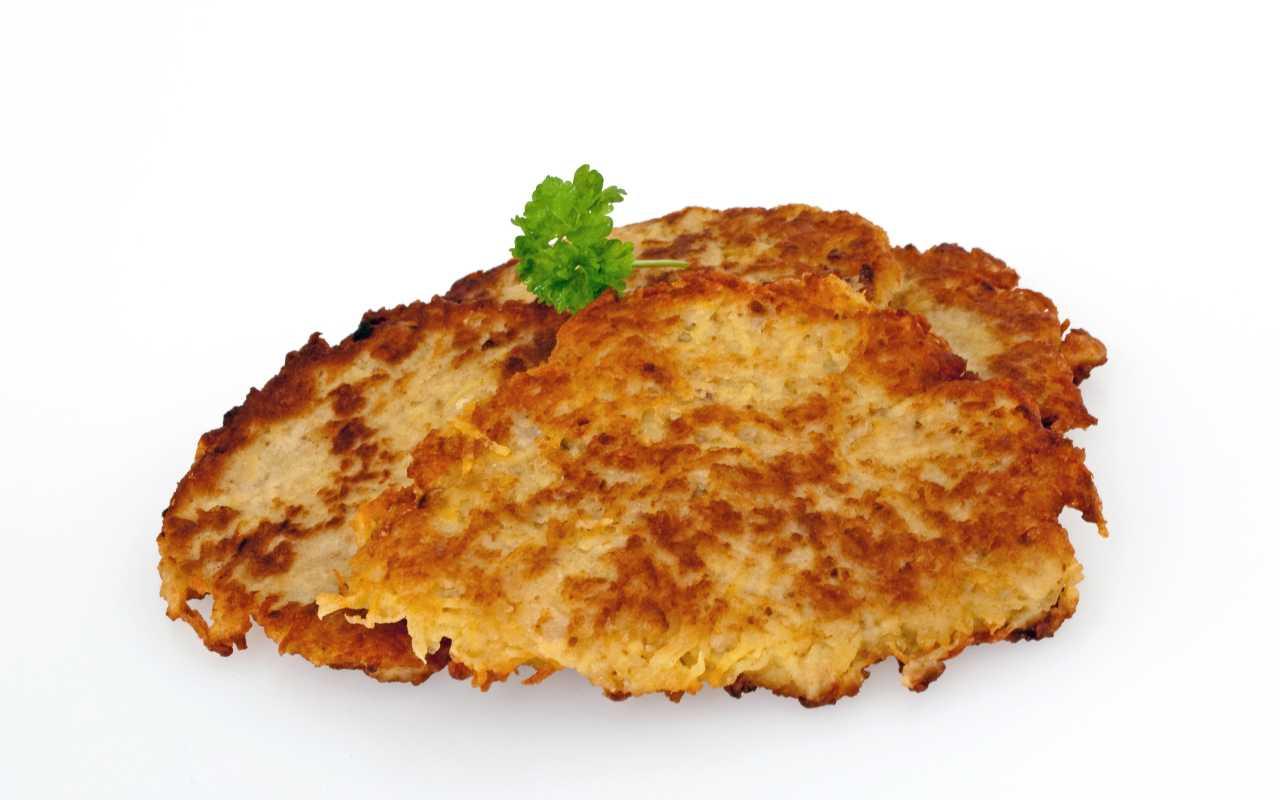 tortini patate grattugiate ricetta FOTO ricettasprint