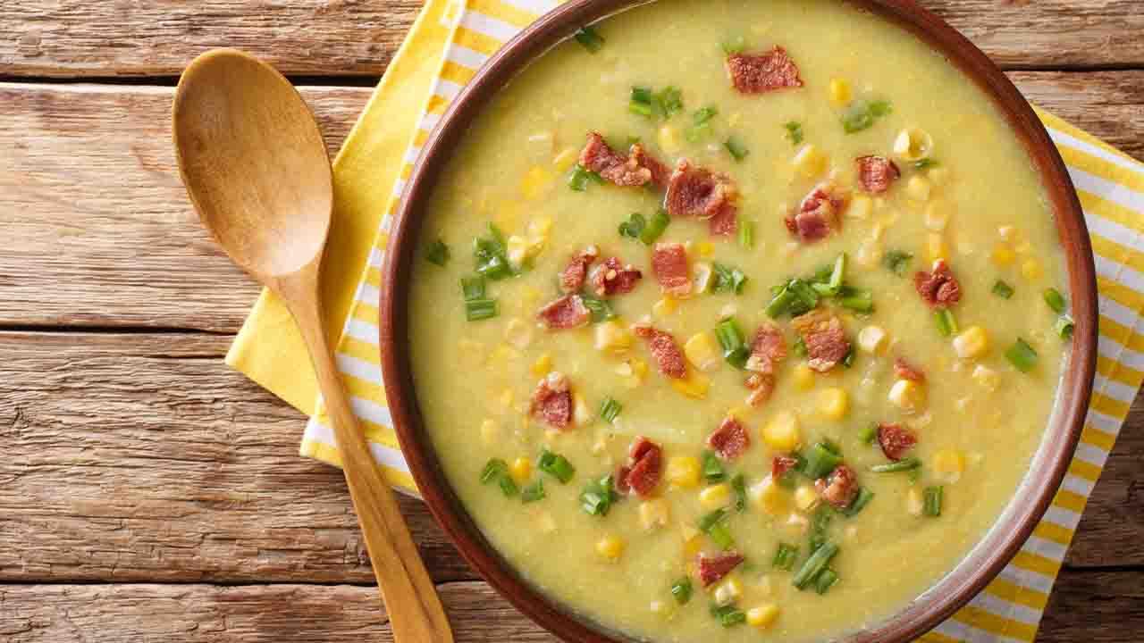 Corn Chowder americana