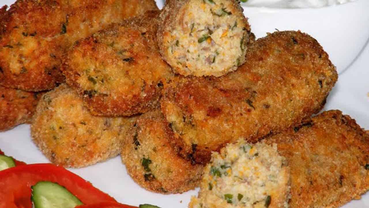 crocchette di verdure e patate
