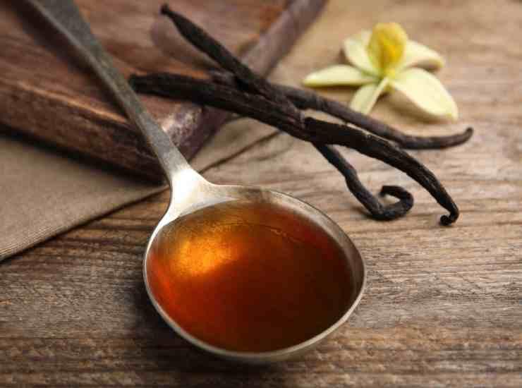 estratto di vaniglia