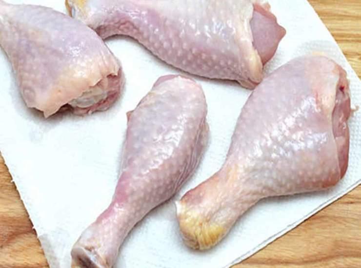 fuselli di pollo