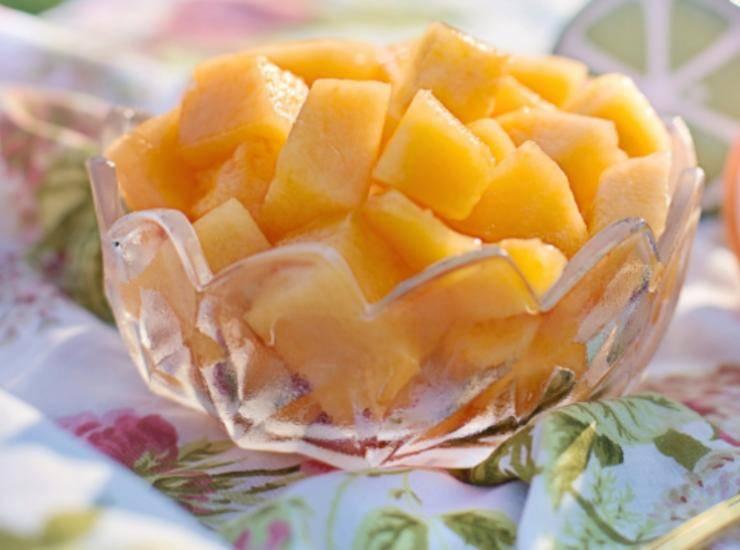 Insalata ai fichi e melone ricetta