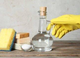 Aceto per le pulizie