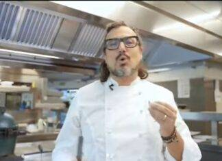 Alessandro Borghese in cucina - RicettaSprint