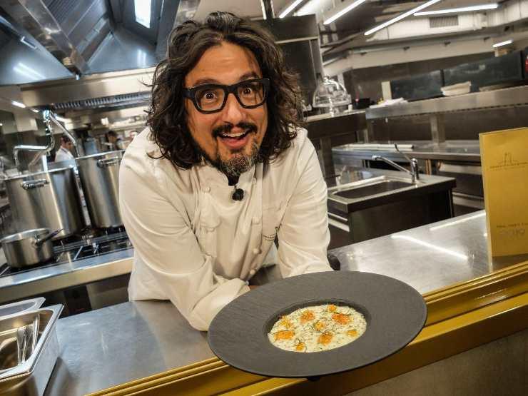 Alessandro Borghese nuovo ristorante - RicettaSprint