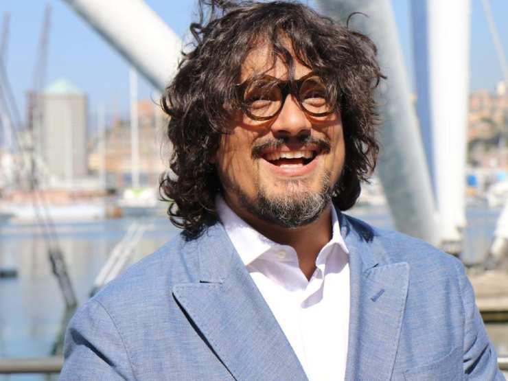 Alessandro Borghese pugno fermo - RicettaSprint
