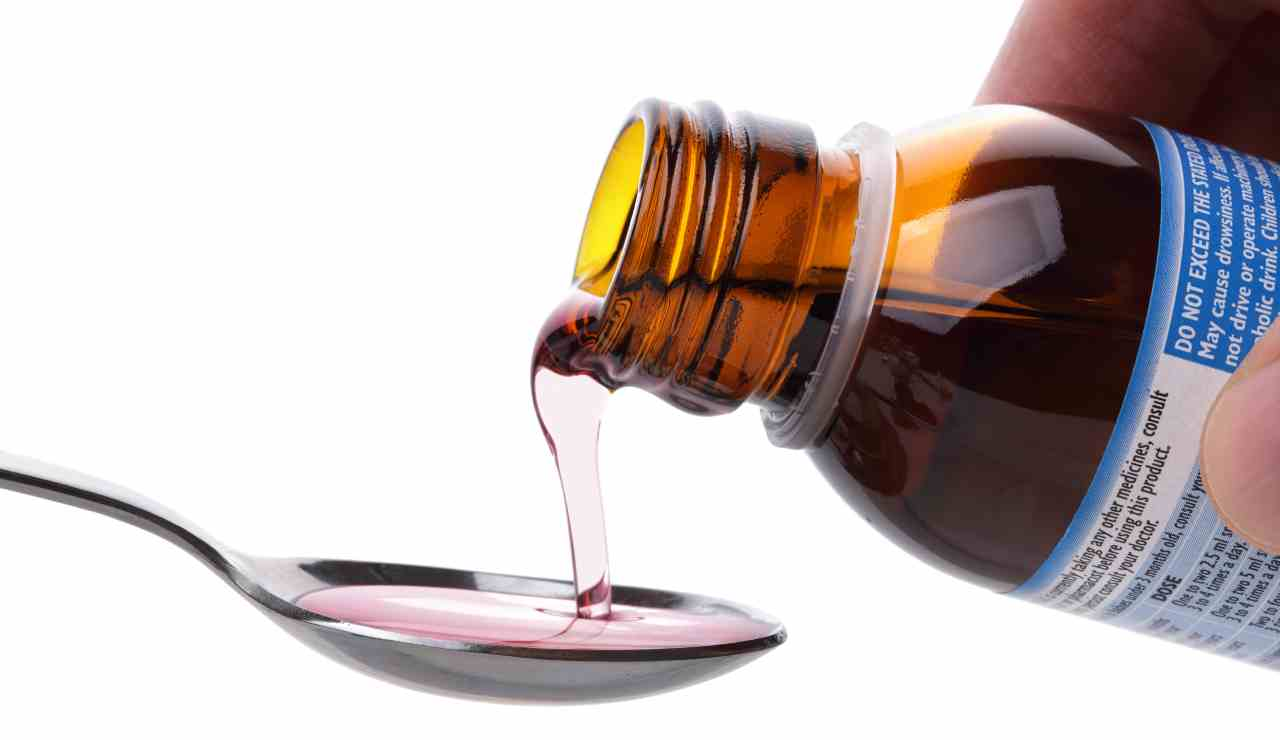 Allerta Sciroppo Mucolitico ritiro dalle farmacie dettagli e marca ricettasprint