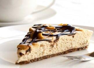 cheesecake duplo ricetta FOTO ricettasprint