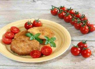 cordon bleu melanzane provola ricetta FOTO ricettasprint