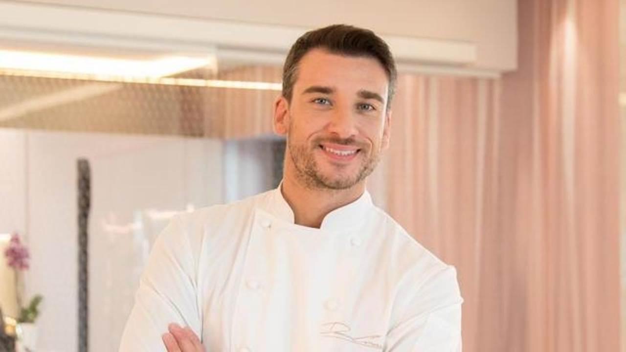 Damiano Carrara la rivoluzione in cucina - RicettaSprint