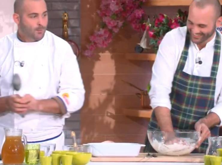 E' sempre Mezzogiorno | La ricetta degli chef Gemelli Billy | Panzerotti alla milanese