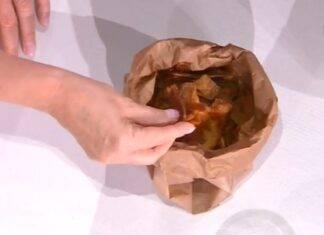 E' sempre Mezzogiorno | La ricetta della chef Zia Cri | Come riutilizzare le bucce delle patate