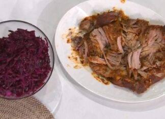 E' sempre Mezzogiorno   Ricetta dello chef Simone Buzzi   Pulled pork