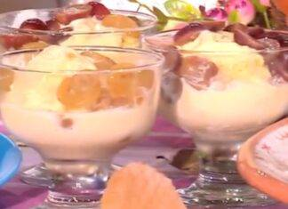 E' sempre Mezzogiorno | Ricetta dello chef gelatiere Massimilano Scotti | Malaga fresco