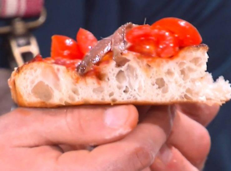 E' sempre mezzogiorno | La ricetta del panificatore Fulvio Marino | Pizza marinara in teglia