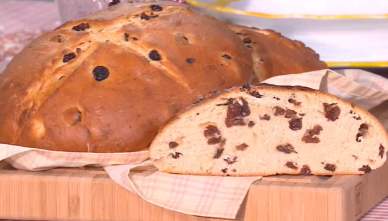 E' sempre mezzogiorno | Ricetta del panificatore Fulvio Marino | Pane di San Francesco