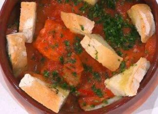 E' sempre mezzogiorno | Ricetta dello chef Federico Fusca | Baccalà alla livornese