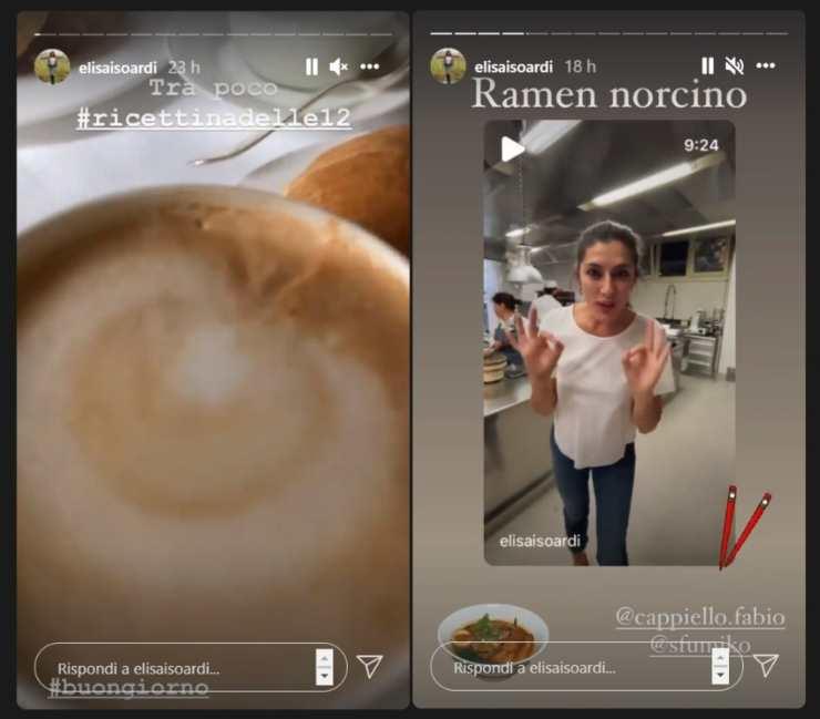 Elisa Isoardi La ricetta delle 12 - RicettaSprint
