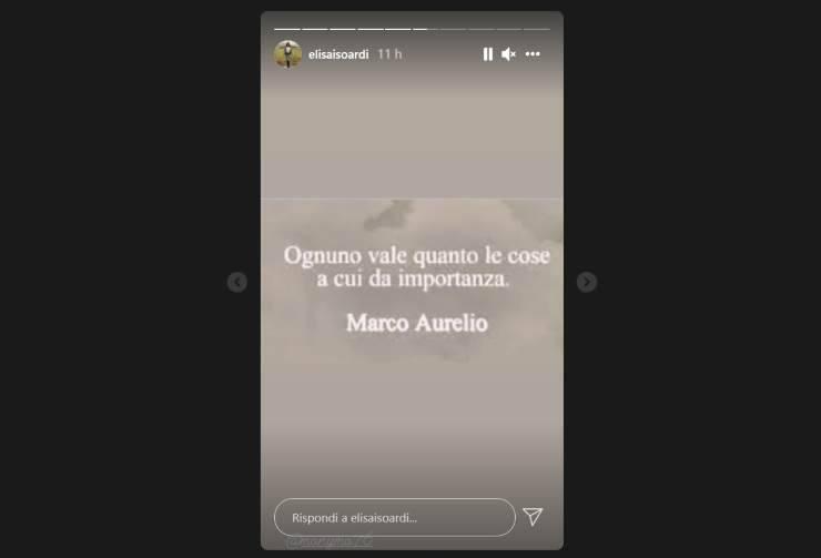 Elisa Isoardi nuova frecciatina - RicettaSprint