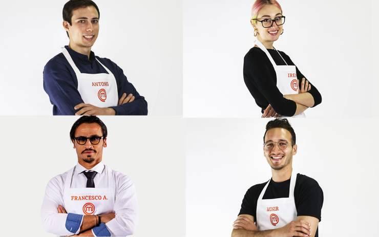 Ex MasterChef cuoco stellato - RicettaSprint