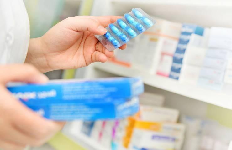 Farmaco richiamato dalle farmacie