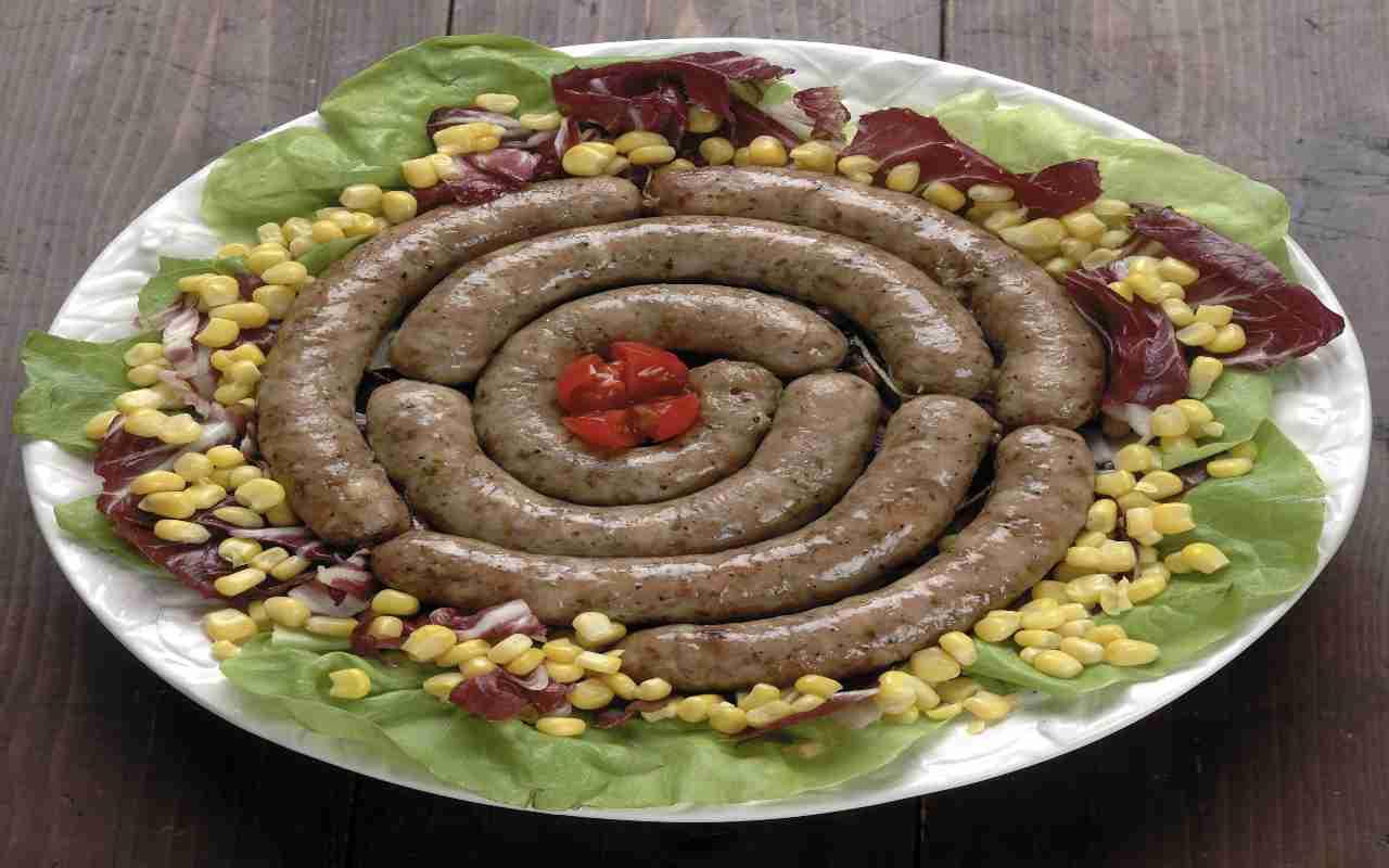 girella salsiccia verdura ricetta FOTO ricettasprint
