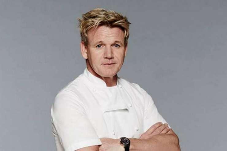 Gordon Ramsay cucina italiana - RicettaSprint