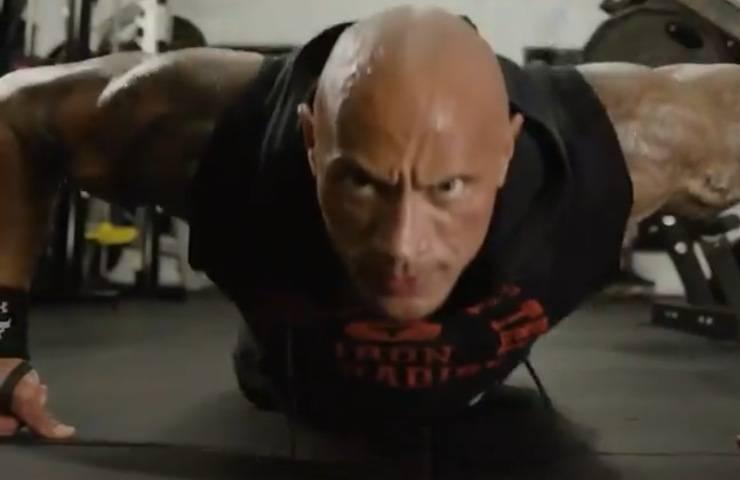 La dieta da paura di The Rock