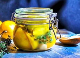 limoni sale ricetta FOTO ricettasprint