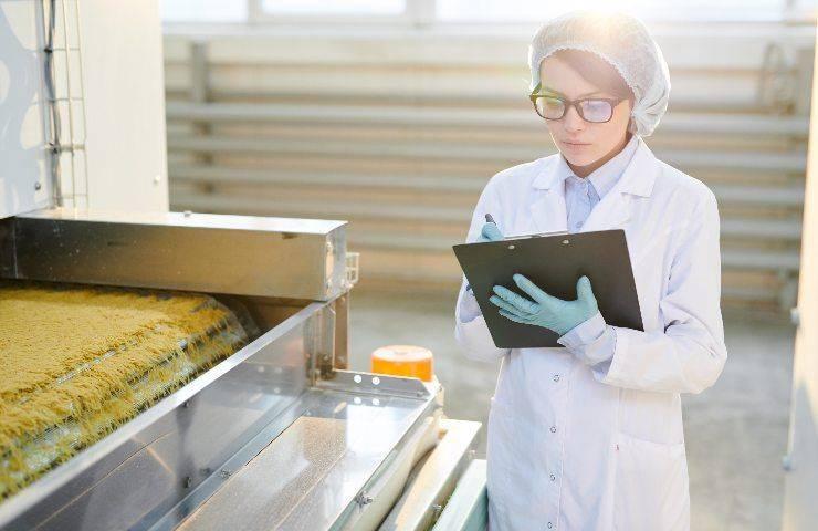 Listeria monocytogenes in jamon