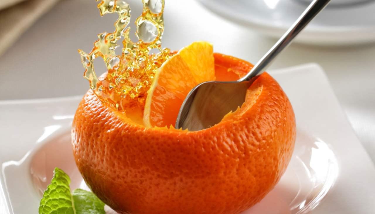 Condimento soffice alla frutta